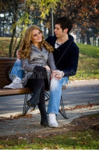 types-of-people-in-a-park-couples-PDA-park